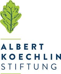 Logo Albert Koechlin Stiftung