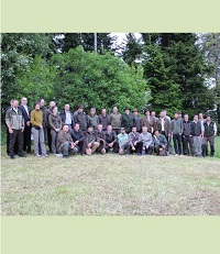 Jagdlehrgangabsolventen