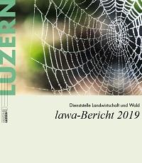 Titelseite lawa-Bericht 2019