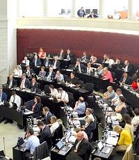 Session des Kantonsrats